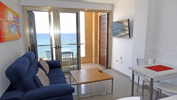 Playa Chica 2 bedrooms Apartment with sea views in el Medano